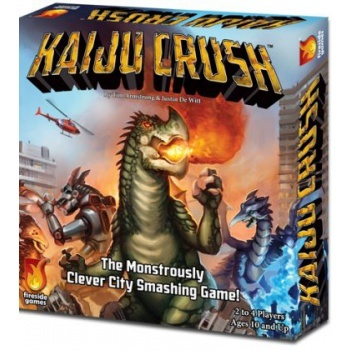 Kaiju Crush (Board Game)