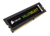 Corsair Value Select 16GB DDR4-2666 CL18 1.2v - 288pin Memory Module