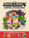Minecraft Survival Sticker Book - Mojang AB (Paperback)