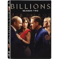 Billions - Season 2 (DVD)