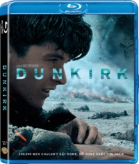 Dunkirk (Blu-ray) - Cover