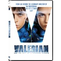Valerian & the City of a Thousand Planets (DVD)