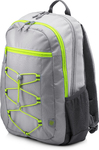 HP 15.6 inch Active Notebook Backpack - Grey/Neon Yellow