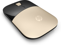 HP - Z3700 Gold Wireless Mouse - Cover