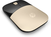 HP - Z3700 Gold Wireless Mouse