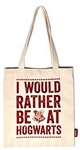 Harry Potter - Hogwarts Slogan Shopping Bag Cover
