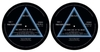 Pink Floyd - Dark Side of the Moon Slipmat