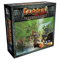 Clank! In! Space! (Board Game) - Cover