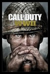 Call Of Duty - WWII Stronghold Key Art (Framed Poster)