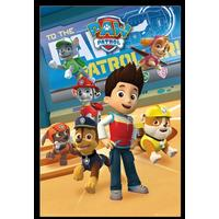 Paw Patrol - Characters (Framed Poster)