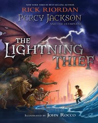 Percy Jackson and the Olympians - Rick Riordan (Hardcover)