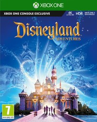 News - New Xbox One Games: Disneyland Adventures, Rush: A Disney