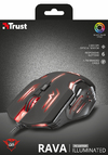 Trust - GXT 108 Rava ILLUMINATED Gaming Mouse