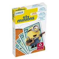 Shuffle Fun - Minions Happy Families and Action (Card Game) - Cover