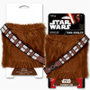 STAR WARS Chewbacca Furry Can Cooler Holder Cover