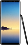 Samsung Galaxy Note8 6.3 Inch Smartphone with S Pen - 64GB Black
