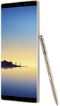 Samsung Galaxy Note8 6.3 Inch Smartphone with S Pen - 64GB Gold