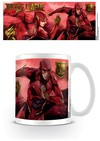 Justice League Movie - Flash Action Mug Cover