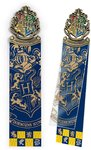 Harry Potter - Hogwarts Crest Bookmark Cover