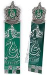 Harry Potter - Slytherin Crest Bookmark Cover