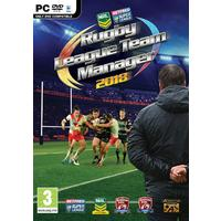 Rugby League Team Manager 2018 (PC)