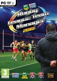 Rugby League Team Manager 2018 (PC) - Cover