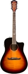Fender T-Bucket Series V3 T-Bucket 300-CE Acoustic Electric Guitar (3 Color Sunburst)