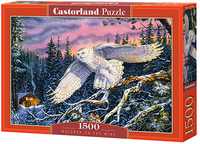 Castorland - Whisper On the Wind Puzzle (1500 Pieces) - Cover
