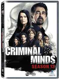 Criminal Minds - Season 12 (DVD)