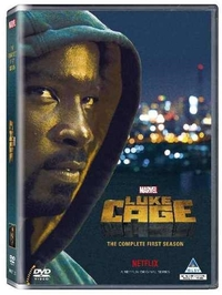 Luke Cage - Season 1 (DVD)