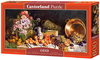 Castorland - Still Life in Flowers & Fruit Puzzle (600 Pieces) Cover