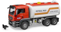 Bruder Toys - MAN TGS Tank truck - Cover