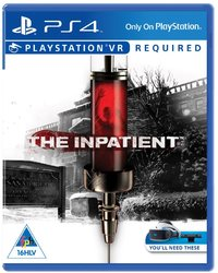 The Inpatient (PS4) - Cover