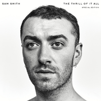 Sam Smith - The Thrill of It All (CD) - Cover