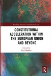 Constitutional Acceleration Within the European Union and Beyond - paul Blokker (Hardcover)