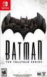Batman: The Enemy Within - The Telltale Series (US Import Switch)