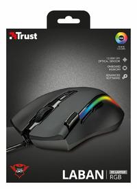 Trust - GXT 188 LABAN RGB Mouse - Cover