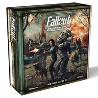 Fallout: Wasteland Warfare - Starter Set (Miniatures) - Cover