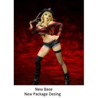 Bishoujo Collection Freddy vs Jason - Female Freddy Krueger Ani* Statue 18cm