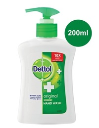 Dettol - Hygiene Liquid Hand Wash Pump Original - Cover