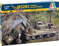 Italeri - 1/35 - M32B1 Armored Recovery Vehicle (Plastic Model Kit) - Cover