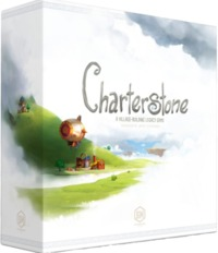 Charterstone: A Village-Building Legacy Game (Card Game) - Cover
