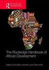 Handbook of African Development - Tony Binns (Hardcover)