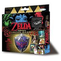 2016 Nintendo The Legend Of Zelda Collector's Trading Cards Value Box - 4 packs of 6 cards each (Assorted Pin) (Toy)