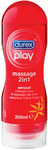 Durex - Play 2 In 1 Massage Gel & Lubricant Sensual Ylang Ylang (200ml)