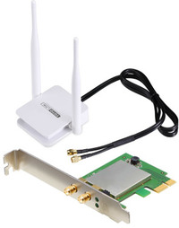 Totolink C1200 Wireless Dual Band PCI-E Adapter - Cover