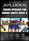 Xploder - Grand Theft Auto V Special Edition Cheat System (PS4)