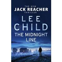 Midnight Line - Lee Child (Trade Paperback)