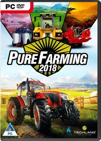 Pure Farming 2018 (PC) - Cover