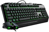 Cooler Master Devastator 3 USB QWERTY US International Keyboard & Mouse Combo